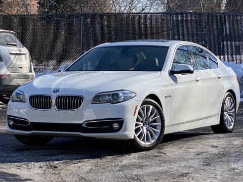 2014 BMW 5 Series for sale at Kugman Motors in Saint Louis MO