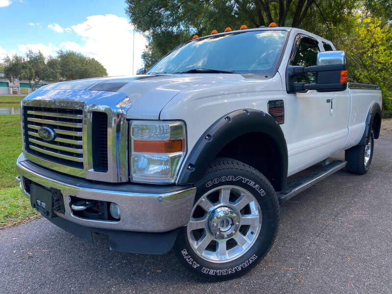 2010 Ford F-350 Super Duty for sale at Powerhouse Automotive in Tampa FL