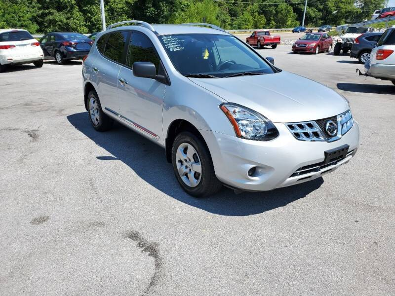 2014 Nissan Rogue Select for sale at DISCOUNT AUTO SALES in Johnson City TN