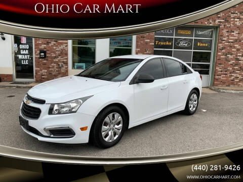 2016 Chevrolet Cruze Limited for sale at Ohio Car Mart in Elyria OH