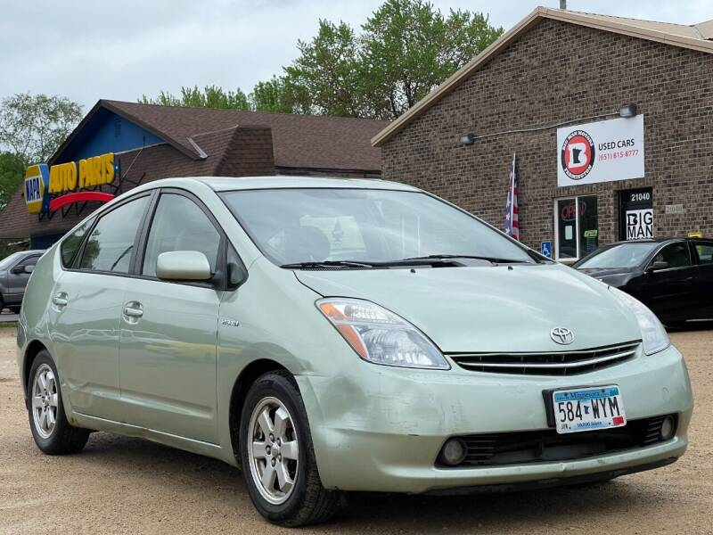 2006 Toyota Prius for sale at Big Man Motors in Farmington MN