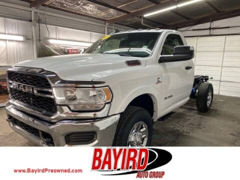 2021 RAM Ram Chassis 3500 for sale at Bayird Truck Center in Paragould AR