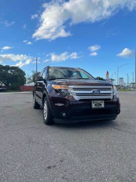2012 Ford Explorer for sale at Good Clean Cars in Melbourne FL