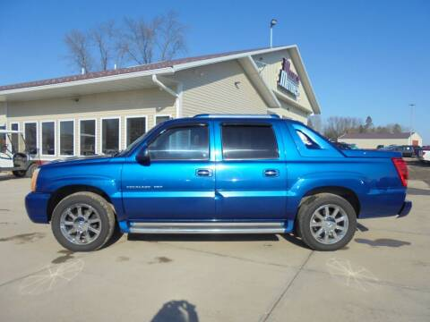2003 Cadillac Escalade EXT for sale at Milaca Motors in Milaca MN