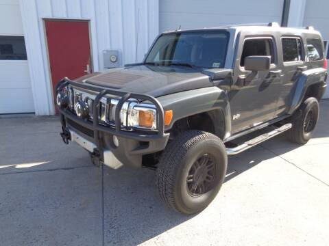 2008 HUMMER H3 for sale at Lewin Yount Auto Sales in Winchester VA