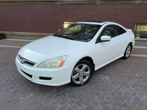 2006 Honda Accord for sale at Euroasian Auto Inc in Wichita KS