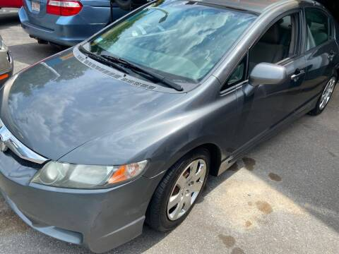 2009 Honda Civic for sale at Best Choice Auto Sales in Methuen MA