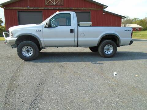 2004 Ford F-250 Super Duty for sale at Celtic Cycles in Voorheesville NY