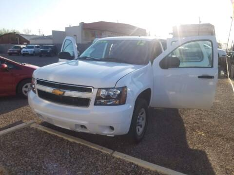 2012 Chevrolet Tahoe for sale at 1ST AUTO & MARINE in Apache Junction AZ