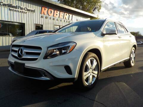 2015 Mercedes-Benz GLA for sale at Roberti Automotive in Kingston NY