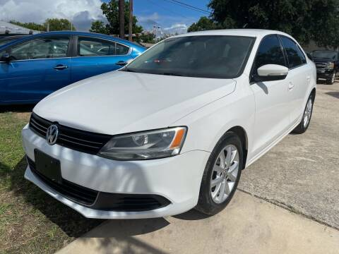 2013 Volkswagen Jetta for sale at S & J Auto Group in San Antonio TX