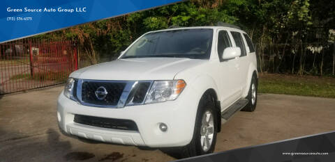 2012 Nissan Pathfinder for sale at Green Source Auto Group LLC in Houston TX