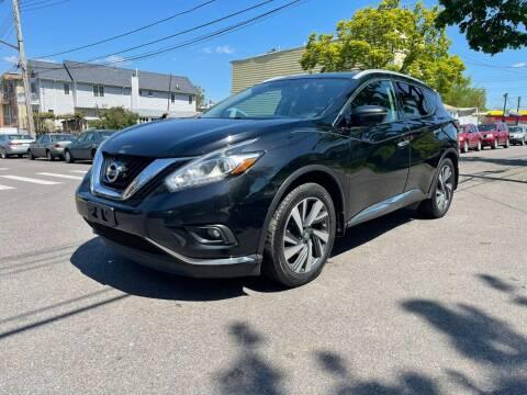 2017 Nissan Murano for sale at Kapos Auto, Inc. in Ridgewood NY