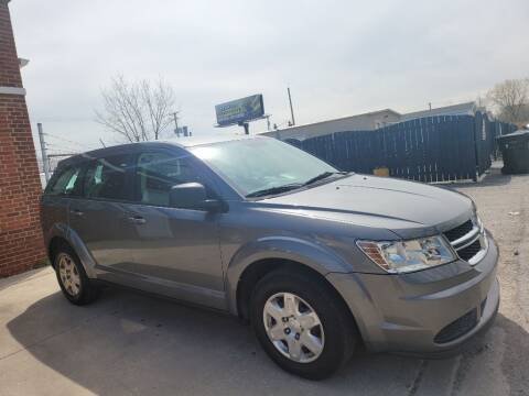 2012 Dodge Journey for sale at Wisdom Auto Group in Calumet Park IL
