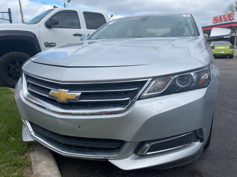 2016 Chevrolet Impala for sale at Right Place Auto Sales in Indianapolis IN