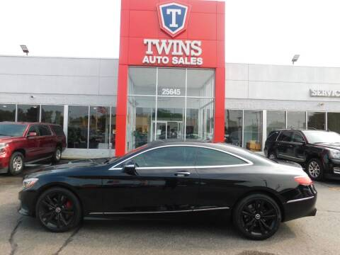 2016 Mercedes-Benz S-Class for sale at Twins Auto Sales Inc Redford 1 in Redford MI