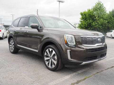 2020 Kia Telluride for sale at Southern Auto Solutions - Kia Atlanta South in Marietta GA