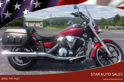 2009 Yamaha V STAR 950 for sale at Star Auto Sales in Fayetteville PA