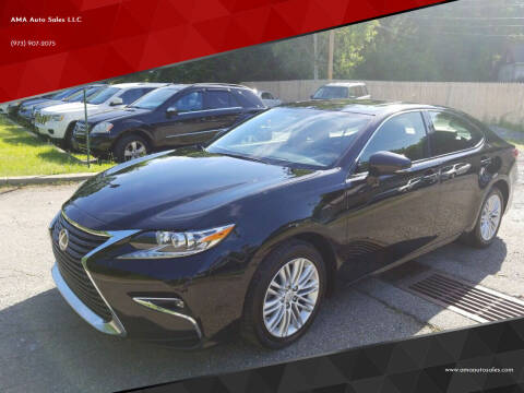 2016 Lexus ES 350 for sale at AMA Auto Sales LLC in Ringwood NJ