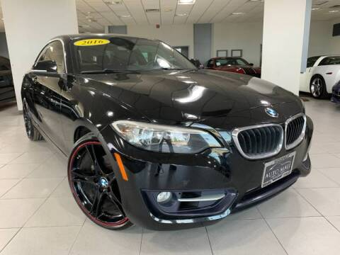 2016 BMW 2 Series for sale at Auto Mall of Springfield in Springfield IL