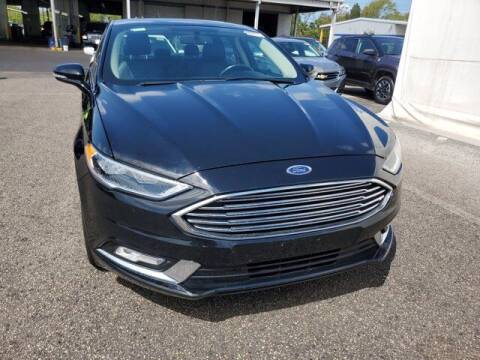 2018 Ford Fusion Hybrid for sale at Auto Finance of Raleigh in Raleigh NC