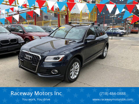 2014 Audi Q5 for sale at Raceway Motors Inc in Brooklyn NY