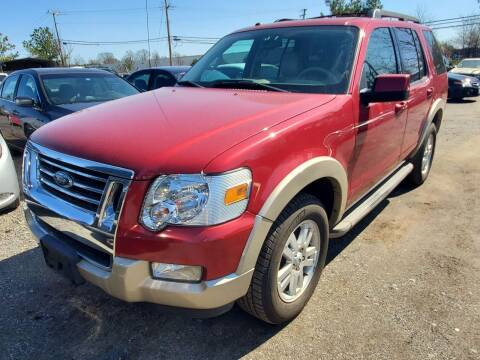2010 Ford Explorer for sale at M & M Auto Brokers in Chantilly VA