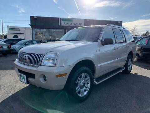 2005 Mercury Mountaineer for sale at Wakefield Auto Sales of Main Street Inc. in Wakefield MA