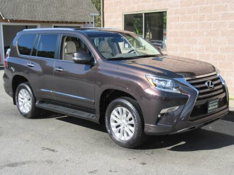2016 Lexus GX 460 for sale at Advantage Automobile Investments, Inc in Littleton MA