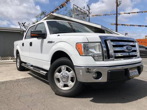 2011 Ford F-150 for sale at Valley View Motors in Whittier CA