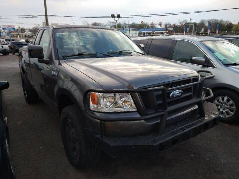2006 Ford F-150 for sale at P J McCafferty Inc in Langhorne PA