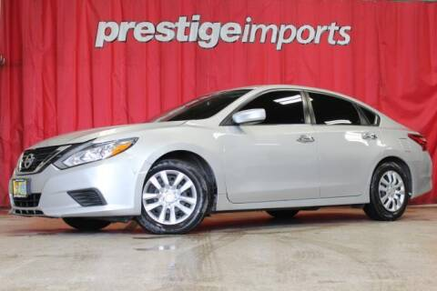 2017 Nissan Altima for sale at Prestige Imports in St Charles IL