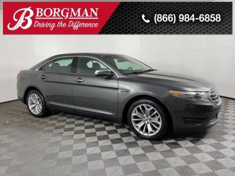 2019 Ford Taurus for sale at BORGMAN OF HOLLAND LLC in Holland MI