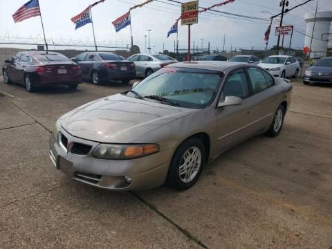 2004 Pontiac Bonneville for sale at 2nd Chance Auto Sales in Montgomery AL
