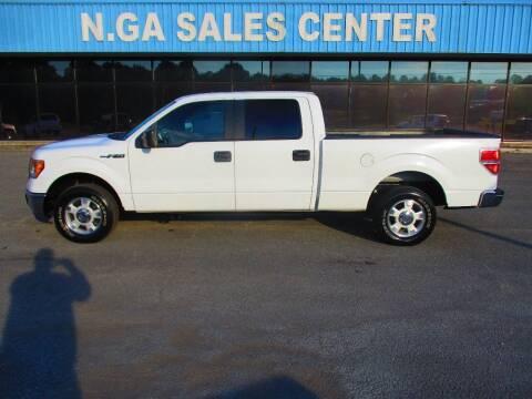 2011 Ford F-150 for sale at NORTH GEORGIA Sales Center in La Fayette GA