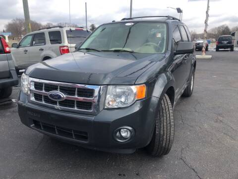 2008 Ford Escape for sale at Right Place Auto Sales in Indianapolis IN
