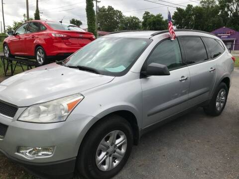 2010 Chevrolet Traverse for sale at Mitchell Motor Company in Madison TN