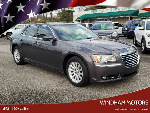 2013 Chrysler 300 for sale at Windham Motors in Florence SC