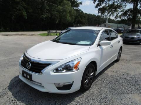 2015 Nissan Altima for sale at Bullet Motors Charleston Area in Summerville SC