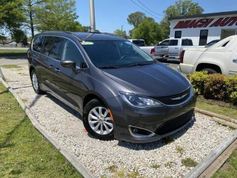2017 Chrysler Pacifica for sale at Beach Auto Brokers in Norfolk VA