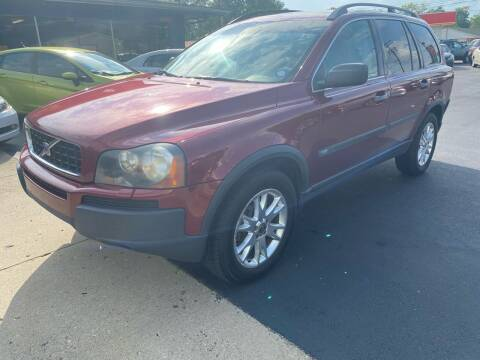 2005 Volvo XC90 for sale at Wise Investments Auto Sales in Sellersburg IN