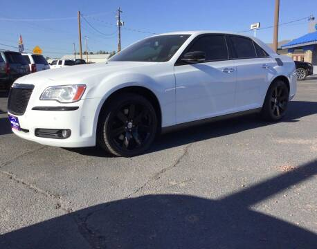 2011 Chrysler 300 for sale at SPEND-LESS AUTO in Kingman AZ
