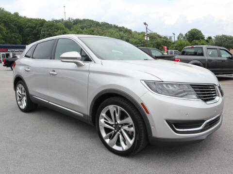 2016 Lincoln MKX for sale at Viles Automotive in Knoxville TN