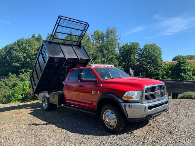 2012 Dodge Ram Chassis 5500 for sale at LANCASTER AUTO GROUP in Portland OR