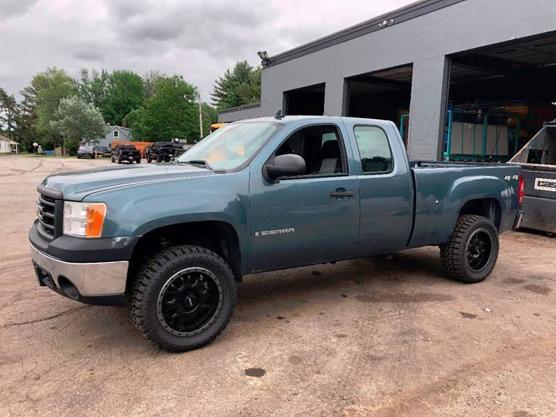 2008 GMC Sierra 1500 for sale at Greeley's Garage in Auburn ME