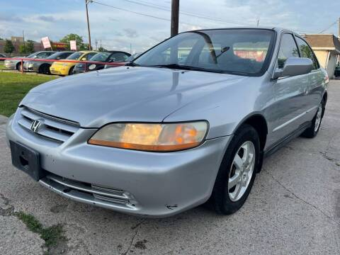 2002 Honda Accord for sale at Texas Select Autos LLC in Mckinney TX