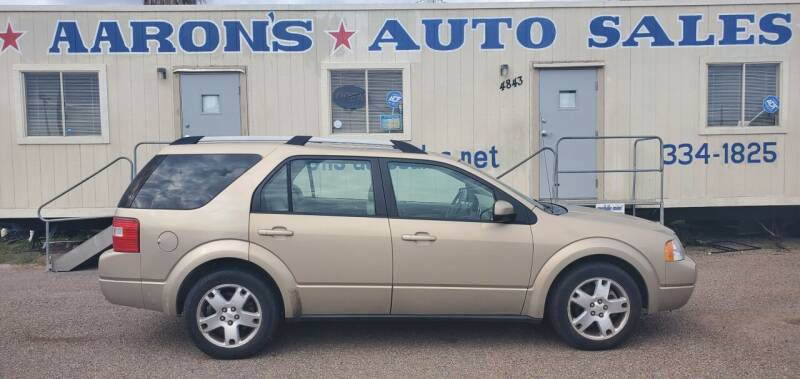 2007 Ford Freestyle for sale at Aaron's Auto Sales in Corpus Christi TX