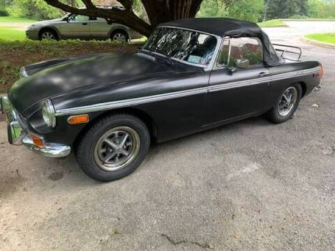 1974 MG MGB for sale at Classic Car Deals in Cadillac MI