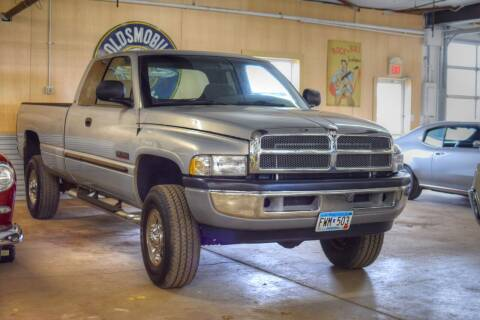 2000 Dodge Ram Pickup 2500 for sale at Hooked On Classics in Watertown MN