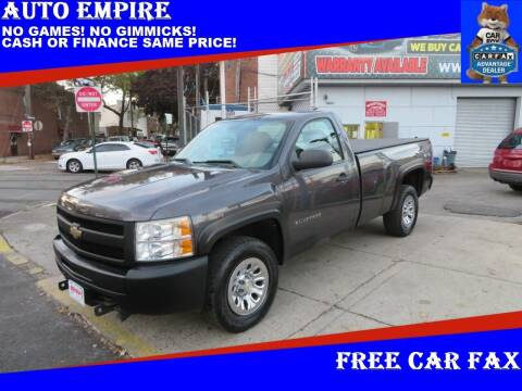 2010 Chevrolet Silverado 1500 for sale at Auto Empire in Brooklyn NY
